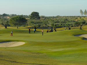 Perlaeja Golf Green