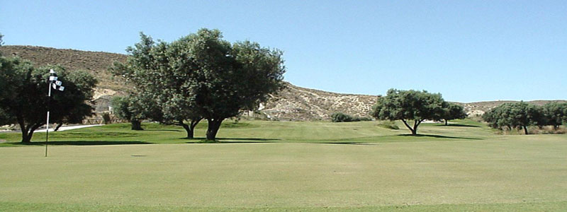 Valle Del Este 6th Green